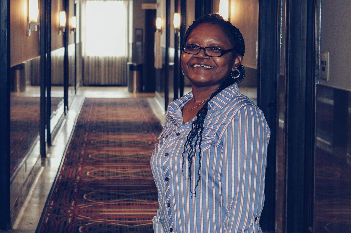 LaTasha White - Executive Houusekeeper